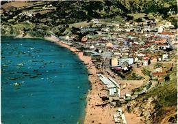Sesimbra Vista Geral E Praias  Portugal - Setúbal