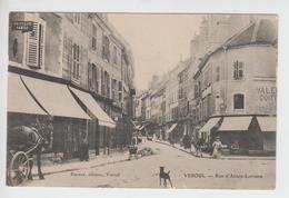 CPA Vesoul - Rue D'Alsace-Lorraine (jolie Animation) - Vesoul