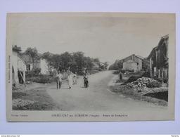 GIRECOURT SUR DURBION Vosges - Route De Dompierre - Sonstige Gemeinden