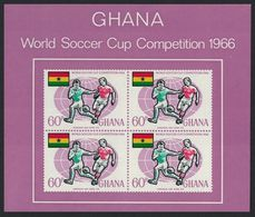 Ghana, World Cup 1966, Block - Coupe Du Monde