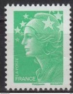 4229 - Marianne Beaujard TVP écopli Vert TD 205 (2008) Neuf** - 2008-13 Marianne Of Beaujard