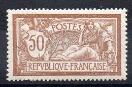 FRANCE - YT N° 120 - Neuf * - MH - Cote: 125,00 € - Très Bien Centré - Ungebraucht
