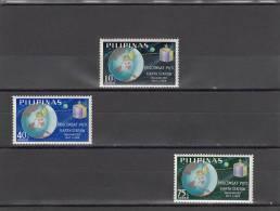 Filipinas Nº 695 Al 697 - Filipinas
