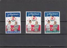 Filipinas Nº 905 Al 907 - Filipinas