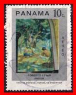 PANAMA  ( AMERICA DEL NORTE )  SELLO AÑO   SELLO AÑO 1973 PERSONAJES. AÉREOS EXCEPTO EL 1312 - Panamá
