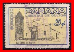 PANAMA  ( AMERICA DEL NORTE )  SELLO  LIBERTAD DE CULTOS - Panamá