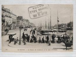 Le Havre. Le Bassin Du Commerce Et Le Quai D'Orléans - Le Havre