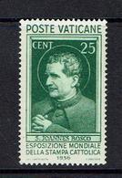 VATICAN...1936....mh - Vatican