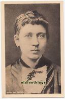 Hoffmann Fotokarte Die Mutter Von Hitler Sonderstempel 1942 - 1939-45