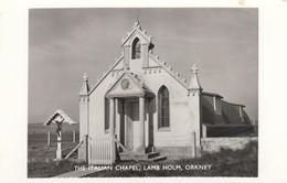 Postcard The Italian Chapel Lamb Holm Orkney RP My Ref  B12966 - Orkney