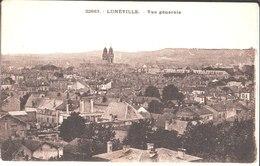 22883. Lunéville. Vue Générale. - Luneville