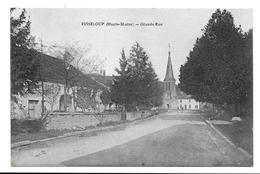 52 - PISSELOUP - GRANDE RUE - Autres Communes