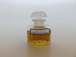 Le Dix - Balenciaga - Parfum - 7.5 Cm - Miniature Bottles (without Box)