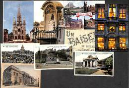 Lot Bruxelles - 79 Cartes Anciennes, Modernes, Un Peu De Tout à Petit Prix (Lot 2) - Belgium