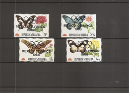 Nigéria - BIAFRA- JO De Mexico -1968  ( 26/29 XXX -MNH) - Nigeria (1961-...)