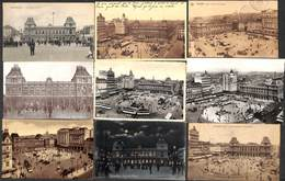 Lot Bruxelles - 83 Cartes Anciennes, Modernes, Un Peu De Tout à Petit Prix (Lot 3) - Lots, Séries, Collections