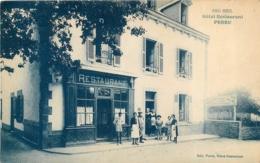 BEG MEIL HOTEL RESTAURANT PERRU  EDITION PERRU - Beg Meil