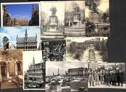 Lot Bruxelles - 97 Cartes Anciennes, Modernes, Un Peu De Tout à Petit Prix (Lot 4) - Belgique