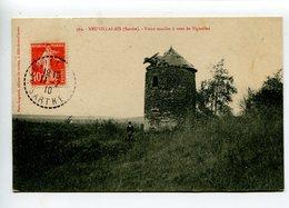 Moulin Neuvillais Vignolles - France