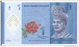 MALAYSIE 1 RINGGIT 2012 UNC P 51 - Malaysie