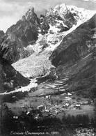 Courmayeur Entrèves Glacier De La Brenva Monte Bianco - Italia