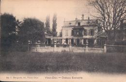 Oude God Vieux-Dieu Château Everaerts - Mortsel