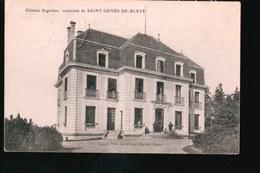 CPA459.....ST GENES DE BLAYE - France
