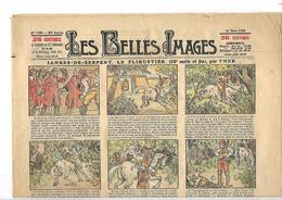 Les Belles  Images  Journal Bd  1928 De 4 Pages - Livres, BD, Revues