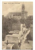 BACOLI - VIA S.  ANNA  E PARROCCHIA - Napoli (Naples)