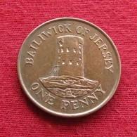 Jersey 1 One Penny 2006 KM# 103 - Jersey
