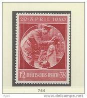 1940 MNH Reich, Postfris** - Nuevos