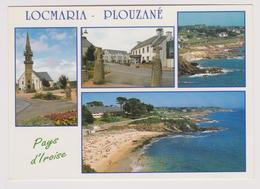 29 - LOCMARIA PLOUZANÉ - Multivues: L'église, ...les Plages De Trégana Et Porsmilin - Ed. JOS LE DOARE N° 8-4213 - France