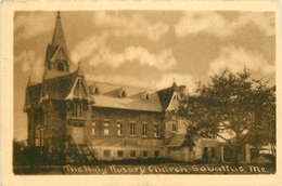 THE HOLY ROSARY CHURCH SABATTUS - Etats-Unis