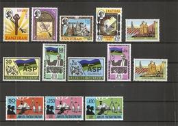 Zanzibar ( Lot De Timbres Divers Différents XXX -MNh) - Zanzibar (1963-1968)