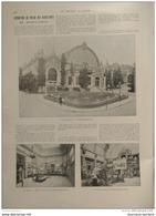1904 EXPOSITION DU PALAIS DES BEAUX ARTS DE MONTE CARLO - 1900 - 1949