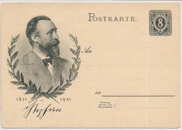 Ungebrauchte Postkarte - Interi Postali