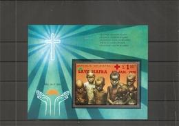Nigéria - BIAFRA ( BF 4 Non Dentelé XXX -MNH) - Nigeria (1961-...)