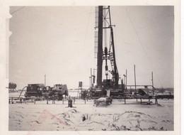 PLAZA HUINCUL PHOTO ORIGINAL CIRCA 1930 SIZE 10x7.5 Cm-RARE - BLEUP - Lieux
