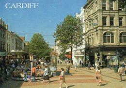Cardiff - Queen Street - Glamorgan