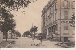 54 - JARNY - ROUTE DE JARNY - Jarny