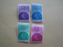 1964 Malawi Yv 18/21 ** MNH Noël Christmas 2.00 € Michel 19/22 Scott 18/21 SG 228/31 - Malawi (1964-...)