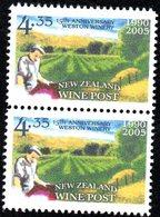 New Zealand Wine Post Anniversary Pair- The Wine Harvest - New Zealand