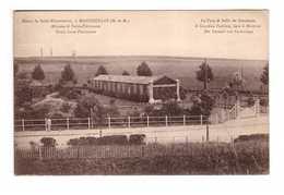 54 Mancieulles Mines De Saint Pierremont Le Parc Et Salle De Réunions - Frankrijk
