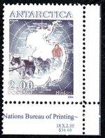 Antarctica Post Huskies Single. - New Zealand
