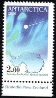 Antarctica Post Aurora/space Station Single. - New Zealand