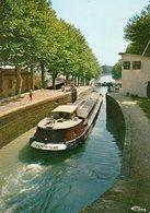 Castelnaudary - Le Canal Du Midi , écluse Saint Roch - Castelnaudary