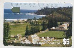 TK 01228 NORFOLK ISLAND - Tamura - Kingston - Norfolk Eiland