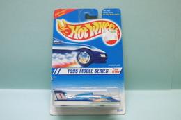 Hot Wheels - HYDROPLANE - 1995 Model Series - Collector 346 HOTWHEELS US Long Card 1/64 - HotWheels