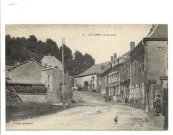 Ardennes GIVONNE Edt Moutarde  2 Scans .......giv - France