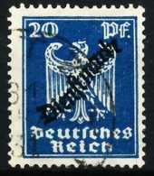 DEUTSCHES-REICH DIENST Nr 108 Gestempelt X643016 - Dienstpost